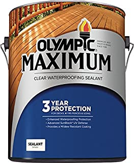 can you spray thompson's water seal