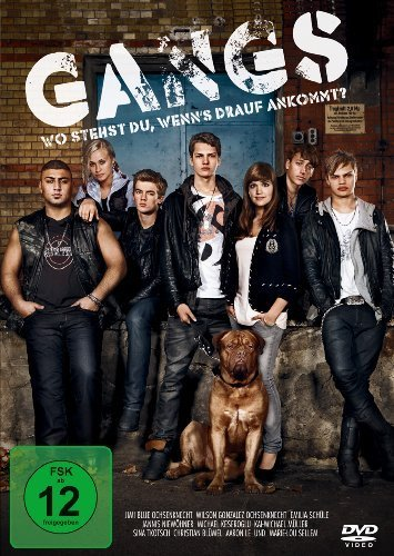 Gangs [Region 2] by Marie-Lou Sellem