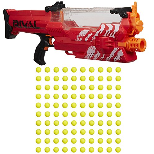 The Nemesis carries 100 rounds