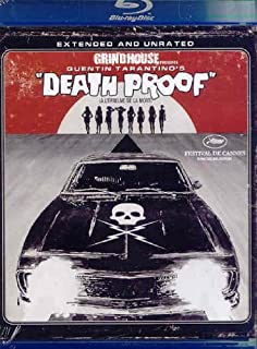 Death Proof: Extended and Unrated Edition [Blu-ray] (Bilingual) (B001ILHY54) | Amazon price tracker / tracking, Amazon price history charts, Amazon price watches, Amazon price drop alerts