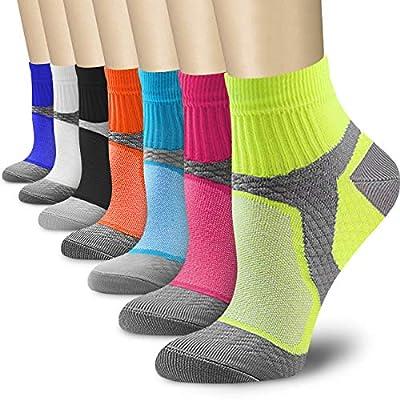 CHARMKING Compression Socks Women