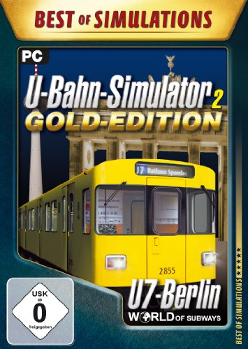 Best of Simulations: U-Bahn Simulator 2: Gold Edition (World of Subways)