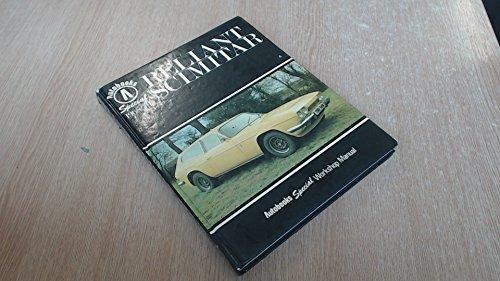 Reliant Scimitar: Reliant Scimitar 2.5 GT 1968-70, Reliant Scimitar 3.0 GT 1968-70, Reliant Scimitar 3.0 GTE 1968-79 (Autobooks special workshop manual)