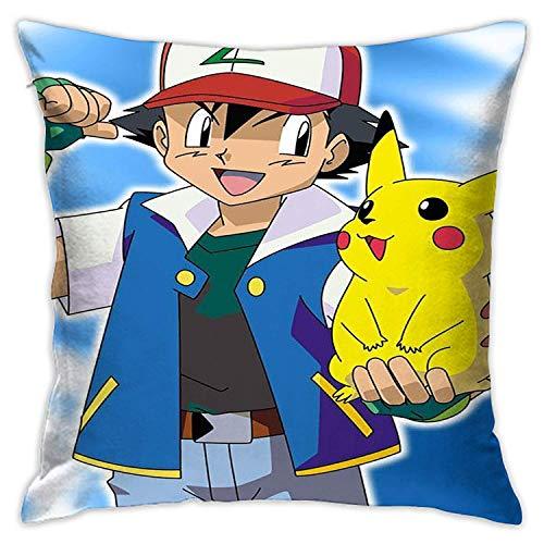 Pikachu Pillow Covers 45×45cm, Popular Motiff Covers Pattern