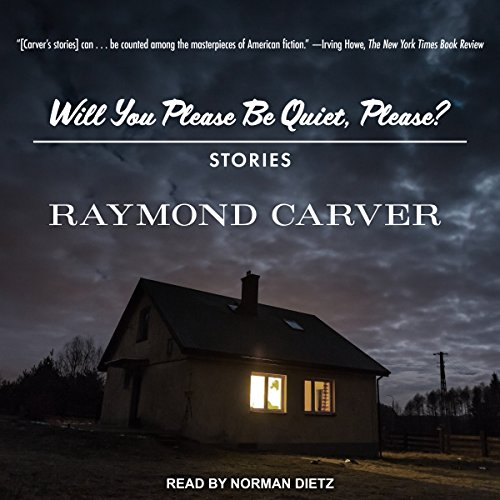Will You Please Be Quiet, Please? audiobook cover art