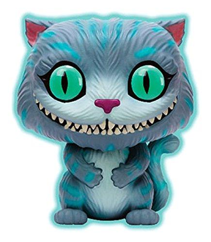 Funko 599386031 - Figura Alicia en el país de Las Maravillas - Gato Cheshire