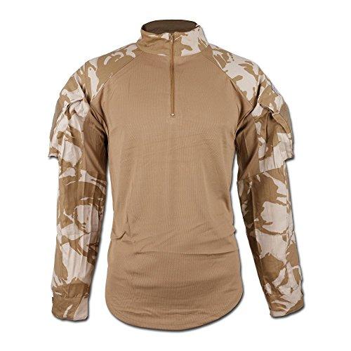Britisches Combat Shirt desert Größe L