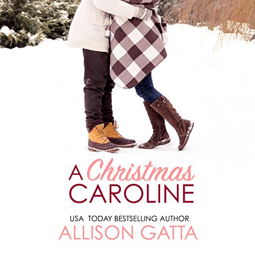 A Christmas Caroline audiobook cover art