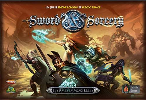 Intrafin Games Sword & Sorcery Les âmes Immortelles - Francais