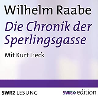 Die Chronik der Sperlingsgasse Titelbild