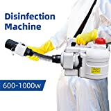 Wzz 5L Electric ULV Sprayer Portable Fogger Machine Disinfection Machine Ultra Capacity Spray Machine for Hospitals, Home, Office, Shopping Malls, Public Places
