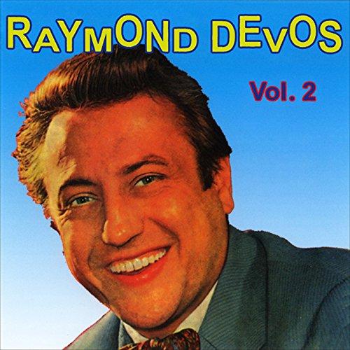 Couverture de Raymond Devos - Vol. 2