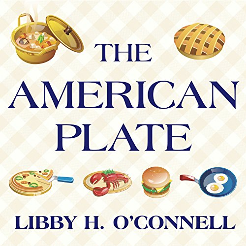 The American Plate audiobook cover art