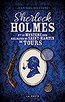 Sherlock Holmes - Le mystère des reliques de St Martin de Tours par Deletang