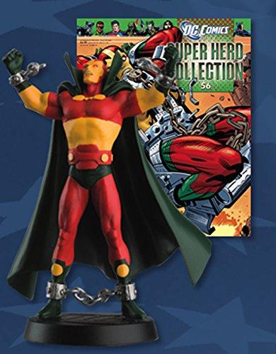 dc comics Statue von Blei Super Hero Collection Nº 56 Mister Miracle
