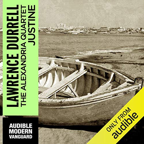 Justine Audiobook By Lawrence Durrell cover art