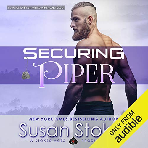 Securing Piper audiobook cover art