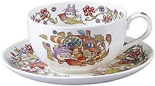 Noritake X Studio Ghibli Neighbor Totoro Tea Cup and Saucer T97285A/4660-6