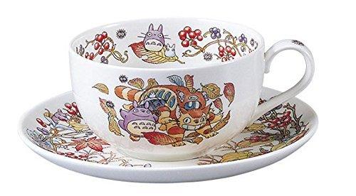 Noritake X Studio Ghibli Neighbor Totoro Chá e Pires T97285A/4660-6