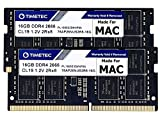 Timetec 32GB KIT(2x16GB) Compatible for Apple DDR4 2666MHz / 2667MHz for Mid...