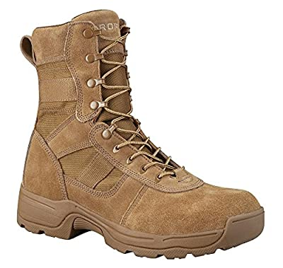 "Propper Men's Series 100 8"" Boot, Coyote, 9.5 W US"