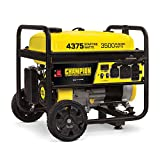 Champion Power Equipment 100522 Portable Generator, 3500-Watt, Updated Model