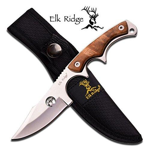 ELK RIDGE Erwachsene ER-534 Taschenmesser, Mehrfarbig, M