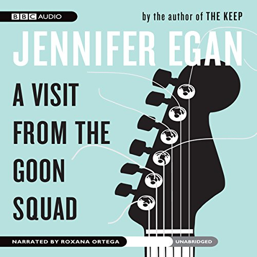 A Visit from the Goon Squad audiobook cover art