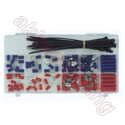 akhan 28768 – Voiture électrique Box 150 pièces Assortiment