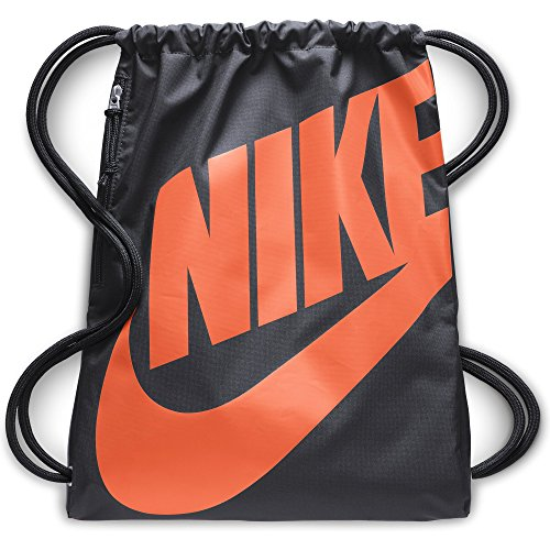 Nike Heritage Gym Sack (University Blue/University Blue/Black, One Size)