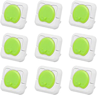 TOYANDONA 24PCS Outlet Plugs Covers Outlet Covers Baby Proofing Safety Electrical Power Socket Plug Wall Cover Outlet Prot...