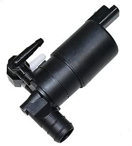 Aerzetix  Dual Windscreen Washer Pump  Compatible with  6434 75