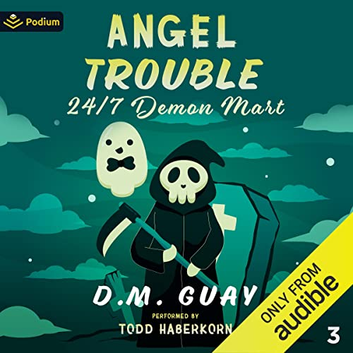 Angel Trouble Titelbild