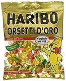 Haribo Orsetti d'Oro Caramelle Gommose alla Frutta, 175g