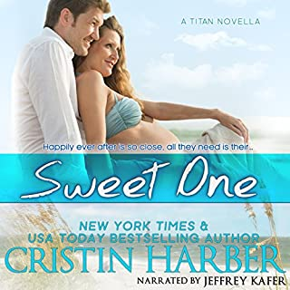 Sweet One audiobook cover art