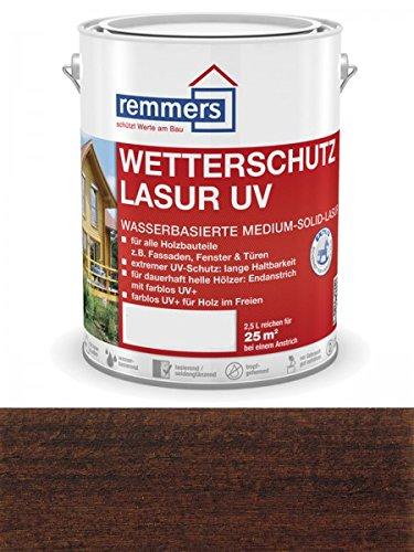 Remmers Wetterschutz - Lasur UV 1554 Palisander 750ml