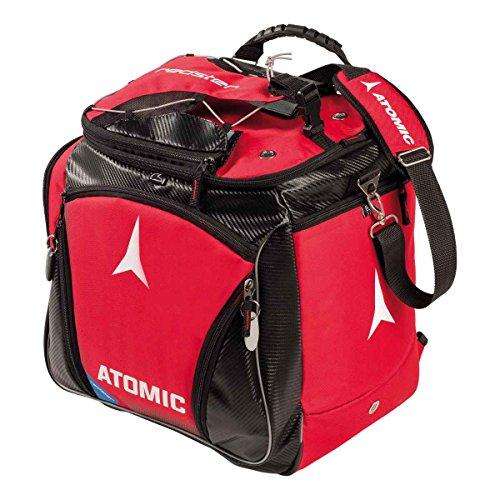 Atomic Beheizbare Skischuh-Tasche, Rot, 47 x 40 x 24 cm
