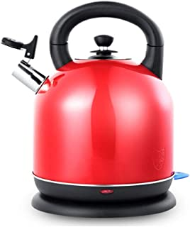 LJBH Large Capacity Electric Kettle, 5L, Red,Household,With Anti-scalding Handle,Easy To Use,Applicable Voltage: 110V~220V...