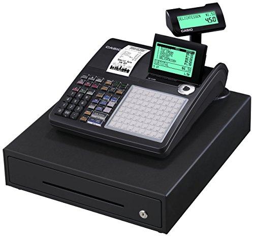 Casio SE-C450MB-FIS - Caja registradora (apta para GDPdU,