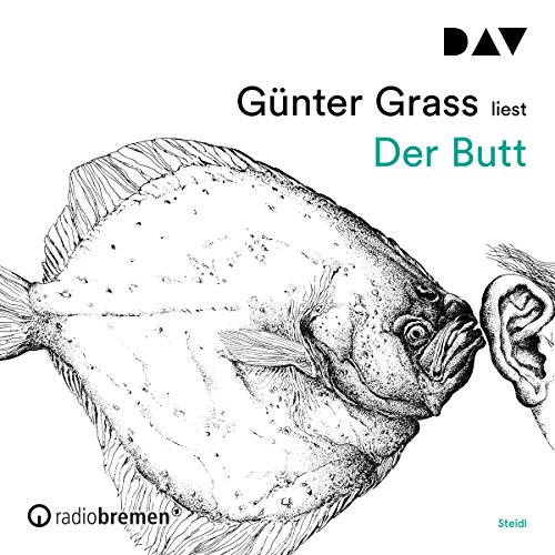 Der Butt audiobook cover art