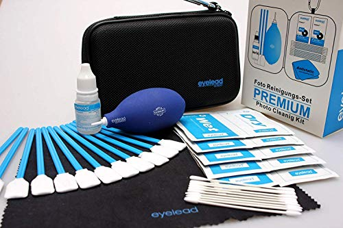 eyelead Premium Foto Reinigungs kit schwarz