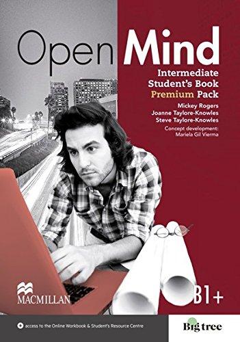 Open Mind. Intermediate B1+. Premium pack Student's