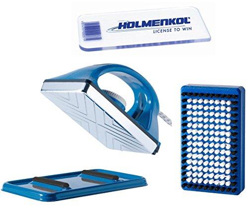 Holmenkol kit starter wax