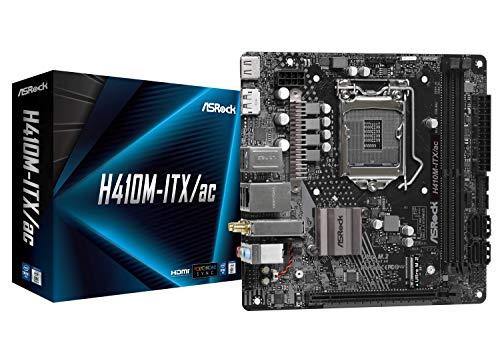 ASRock H410M-ITX/ac ITX scheda madre per CPU Intel LGA1200