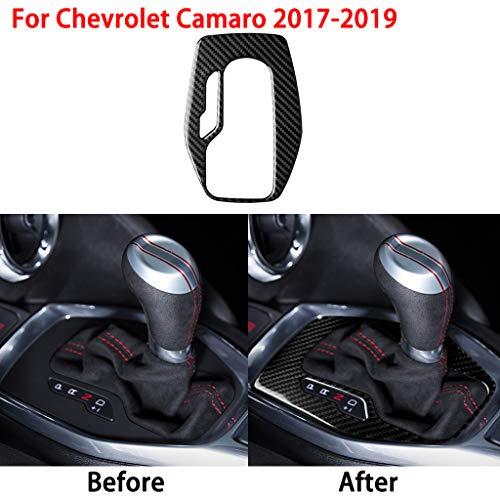 ggaggaa für Chevrolet Camaro 2017-2019 Carbon Auto schalttafelabdeckung Aufkleber