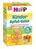 HIPP APPLE BISCUIT TODDLER 1-3 years