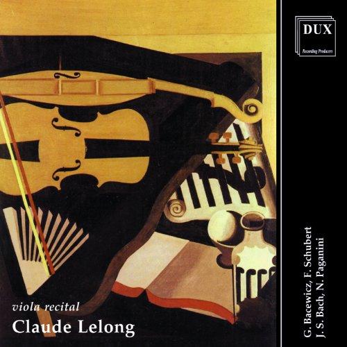 Lelong: Viola Recital