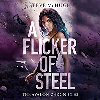 A Flicker of Steel cover art