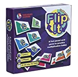 FLIP IT Multiplication Card Game - Fast Paced Card Game to Practice...
