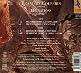 Zoom IMG-1 couperin les nations 2 cd